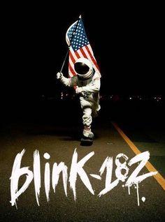 blink-182 astronaut