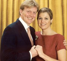 triple a princess via Royal Engagement Rings-Queen Maxima of the Netherlands, 2001