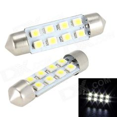 Ultra bright and durable LED/SMD bulbs, 50,000 working hours, Extremely long lasting life, Easy install plug and play, It can replacement of turn signal light, corner light, parking light, side marker light, tail light, and backup lights, etc. http://j.mp/1ljTl1C