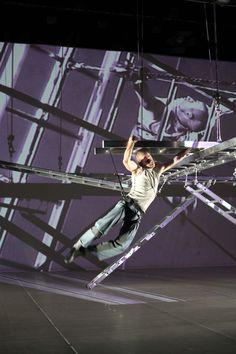 Frédéric Flamand: Torino Cité Radieuse per 4 giorni con il Festival Architettura in Città – Milano Arte Expo scenografia Jean Nouvel