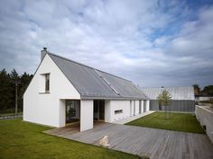 Architect Visit: Barn-Like Living (Only Better)