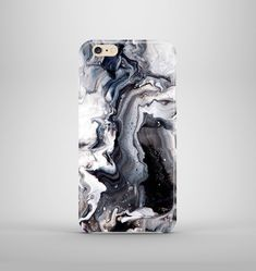 DARK MARBLE CASE iPhone 6 case iPhone 6 marble case by needthecase
