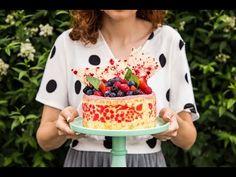 Ciasto z musem - Joconde Cake - Słodka Kuchnia Pszczółek - YouTube Youtube, Youtubers, Youtube Movies