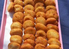 Krumplisuta   Kálmán Marianna receptje - Cookpad receptek Potato Dishes, Pretzel Bites, Cake Cookies, Hot Dog Buns, Doughnut, Muffin, Food And Drink, Appetizers, Potatoes
