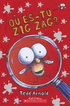 Lorsque Biz et Zig Zag jouent à la cachette, Zig Zag se cache toujours dans son endroit préféré : la poubelle. Mais lorsque Biz tente de retrouver sa mouche, il se rend compte que le camion à ordures vient de passer en emportant Zig Zag! Inquiet, Biz poursuit le véhicule jusqu'au dépotoir où il aperçoit plusieurs mouches. Où est donc Zig Zag?