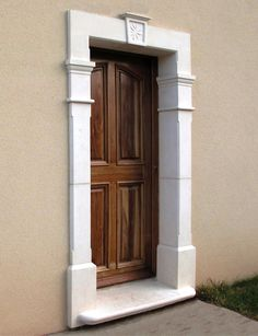Encadrement Béton Monobloc Pour Porte Fenêtre Et Porte Dentrée - Encadrement porte d entree