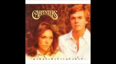 """The Carpenters  """"We've Only Just Begun"""" """"The voice that cannot be duplicated. Only 1 Karen Carpenter"""""""
