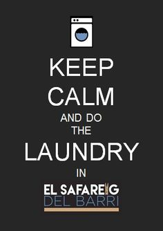El Safareig del Barri is a singular space with a unique personality that gives shape to a new concept of self-service laundry. Laundromat or coin laundry in Barcelona Eixample, with 7 washers and 4 dryers to give a good service to our customers. WiFi.