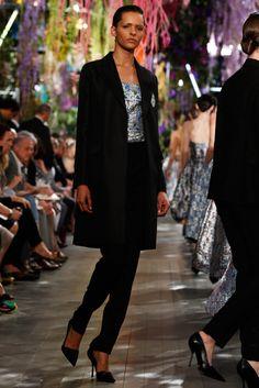 Christian Dior Spring 2014 Ready-to-Wear Fashion Show