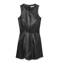 Robes noires automne hiver 2015-2016 : une robe Les Petites