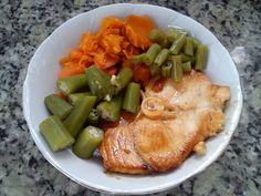 Eu que fiz!: Almoço - #whole30 #paleo  #lowcarb  #comidasaudavel  #lchf  #euquefiz