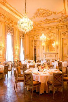 Paris Ballroom Wedding Reception   photography by http://oneandonlyparisphotography.com/