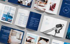 SEAO brochure design by Anagrama