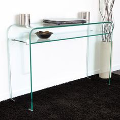 1000 images about consoles on pinterest ikea silver and ps - Console en verre ikea ...