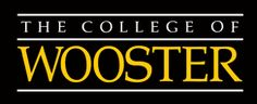 The College of Wooster is a private college located in Wooster, Ohio.