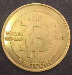 Item specifics    									 			Compatible Currency:   												Bitcoin     							 							  CASASCIUS 1 BTC Brass Physical BITCOIN 2011 FULLY FUNDED  Price : 0.99  Ends on : 3 days  View on eBay