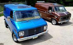 Day Van, Cool Vans, Custom Vans, Gmc Trucks, Kustom, Van Life, Chevrolet, Transportation, Cars
