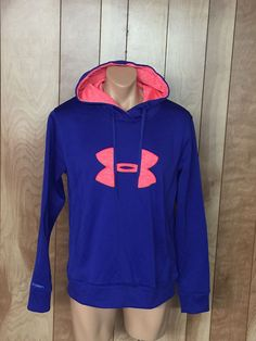 MEN'S UNDER ARMOUR COLD GEAR HOODED SWEATSHIRT-SIZE: XL #UnderArmour #Hoodie