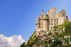 castle of St. Michael's Mount, Cornwall