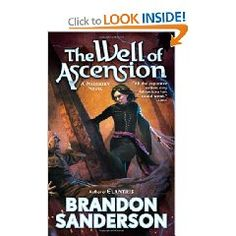 Very impressive plot twisting :) Book 2 in the Mistborn series