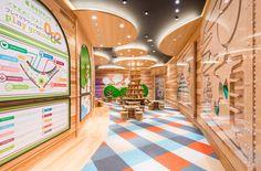浜北スイーツ・コミュニティ【nicoe】 playground082(プレイグラウンドおやつ) [静岡] | 空間デザイン事例 | JDN