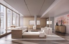 Norman Foster's Midtown Condos Launch Sales From $3.35M - Development Du Jour - Curbed NY