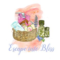 Escape into absolute bliss with my hand-made, all-natural bath products which will soothe your soul.
