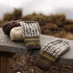 Design by The Norwegian Saga / Trude Bentsop Merino Wool Blanket, Mittens, Saga, Pattern, Design, Fingerless Mitts, Patterns, Fingerless Mittens, Model