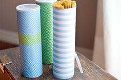 DIY: 5 Ways to Repurpose a Pringles Can