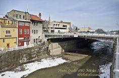 Big Bridge – Lockport « New York Historic