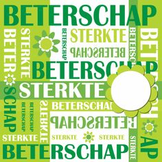 Design Get Well Soon Card / Beterschapskaart by Patricia van Hulsentop www.kaartje2go.nl