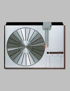 Bang & Olufsen - BeoGram 4000 - 1972