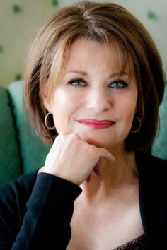 2013 Short Hairstyles for Women Over 50