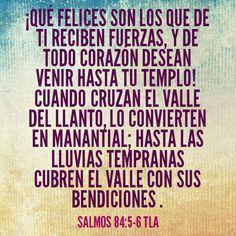 Salmos 84:5-6