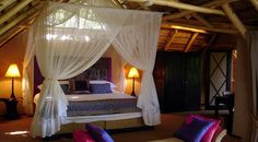 Moroccan tree suite at the Phantom Forest Eco Reserve