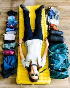 My Life in a 47-Liter Backpack - The Trek