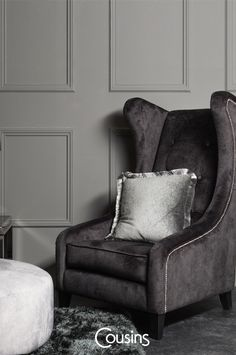 We look at how Velvet has become a luxurious yet practical fabric for sofas and chairs Interior Inspiration, Sofas, Accent Chairs, Velvet, Luxury, Fabric, Blog, Furniture, Home Decor