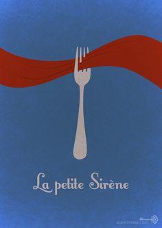 La Petite Sirene by *BlackCyanide-fr on deviantART
