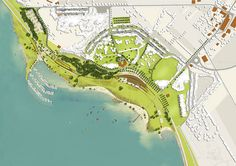 Leisure_Centre_of_Madine_Lake-by-Urbicus-23 « Landscape Architecture Works | Landezine