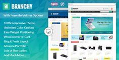 Branchy WooCommerce Responsive Theme