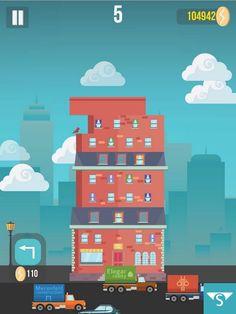 ► http://www.siberman.org/2015/01/the-tower-android-apk-indir.html  The Tower, android cihazlarınızda ücretsiz olarak oynayabileceğiniz eğlenceli kule kurma oyunu. Hareket halinde ki blokları doğru bir şekilde yerleştirerek yükselen kulenin daralmaması için en iyi zamanda ekrana dokunmanız gerekiyor. Hareket eden blokları doğru zamanda durdurarak kulenizi inşa edin.