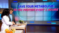 The Metabolism Whisperer: Eat More and Lose Weight, Pt 3: Meet the woman who claims that eating more is secret to boosting your metabolism! Dr. Oz reveals how you can heal your body's fat-burning furnace with food.