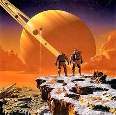 Image result for retro science fiction illustration