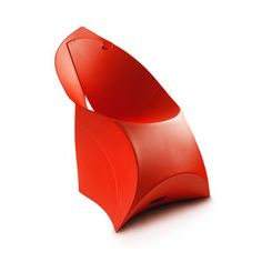 Flux Chair Classic Red, $199, now featured on Fab.