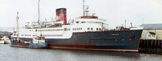 The Rise and Fall of Sealink Ferries by Ferry Crossings