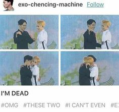 XIUCHEN, THE ONLY REAL SHIP IN EXO