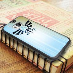 The Legend Of Zelda Hyrule Art HTC One M8 Case