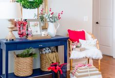 A Very Merry and Bright Home Tour Part 2 - The Home I Create