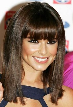 Hairstyles with Bangs 2015 Get Stylish with Fringe Haircuts | Styles Hut