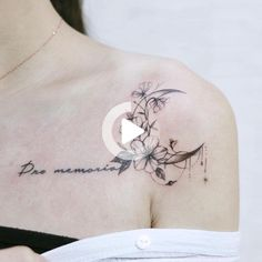 tatuaje de la cubierta de la luna de flores (레터링 은 제 작업 이 🙅♀️). . . # 애리 타투 #tattoo #tattoos #tattooed #coveruptattoo #moontattoo # cherryblossomtattoo ...